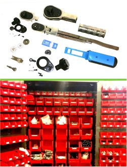 Torque wrench repair services in Alberta, British Columbia, Manitoba and Saskatchewan, Edmonton, Western Canada